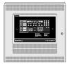 Контрольная панель панель ПС серии 4100ES в сборе модель RPQ0092