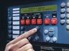 Контрольная панель панель пожарной сигнализации - Simplex 4100U-set5