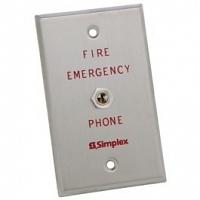 Розетка для телефона с сид - Simplex 2084-9023