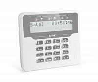 Satel ЖКИ клавиатура для ПКП VERSA-LCDR-WH