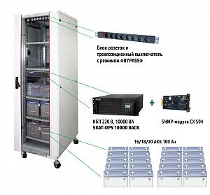 SKAT UPS 10000 SNMP
