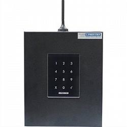 Плата  S632-2GSM-KBK24-BB (под АКБ 1,2 Ач, с клавиатурой, цвет бокса черный, цвет клавиатуры черный)