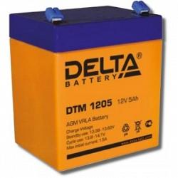 Аккумулятор Delta DTM 1205