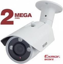 Уличная цилиндрическая IP-видеокамера Beward B2710RV