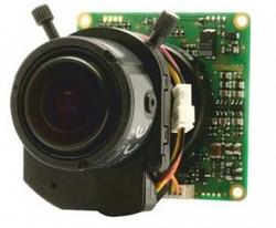Модульная аналоговая видеокамера Watec W-04CDB3