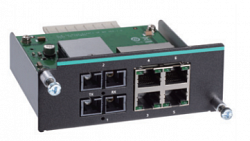 Модуль MOXA IM-6700A-2SSC4TX
