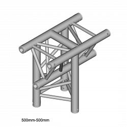 Металлическая конструкция Dura Truss DT 33 T35-T T-joint