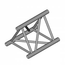 Металлическая конструкция Dura Truss DT 43-250 straight