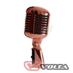 Сценический кардиоидный микрофон Volta VINTAGE BRONZE