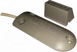 Извещатель охранный точечный магнитоконтактный, кабель в пластмассовом рукаве Магнито-контакт ИО 102-40 А2П (2)