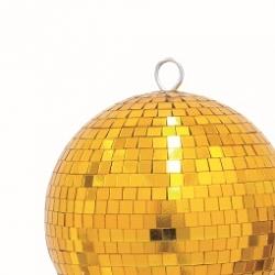 Зеркальный шар    EUROLITE     Mirror Ball 20 cm GOLD