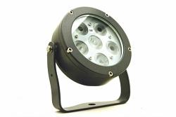 Прожектор компактный DTS EOS 6 FC, SPOT lens, Silver