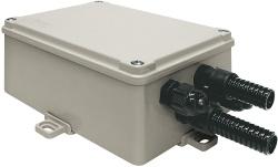 Videotec  OHEGBPS1B - герметичный блок питания 100-240В - выход 12 В для кожуха HPV и VERSO серии