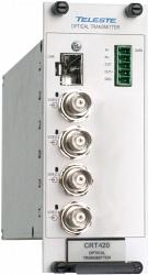 Четырехканальный передатчик видеосигналов Teleste CRT420L