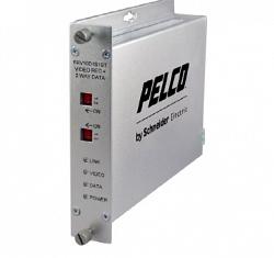 Волоконно-оптический передатчик Pelco FTV10D1S1ST