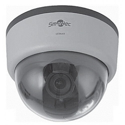 Цветная HD-SDI купольная видеокамера Smartec STC-HD3520/3