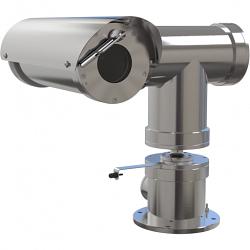 Взрывозащищенная IP-видеокамера AXIS XP40-Q1765 -60C EAC (0836-071)
