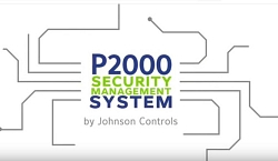 johnson controls P2K-SW-HA