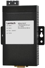 Серверное устройство Lantech IDS-2101F (SC, MM 2KM)