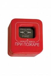 Извещатель пожарный ручной ИПР-К (ИП 5-1)