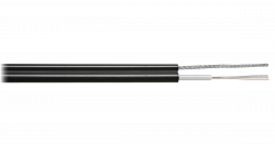 Кабель волоконно-оптический NIKOLAN NKL-F-008A1E-04B-BK-F001