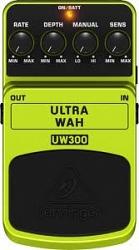 Звуковая педаль Behringer UW 300