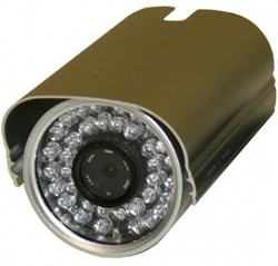 Уличная корпусная IP-видеокамера Ivue IV5511E