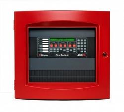 Панель пожарной сигнализации Simplex 4010-9523BA