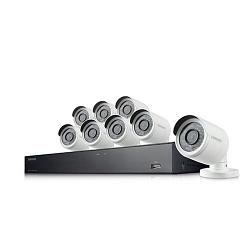 Комплект AHD видеонаблюдения Samsung SNK-D5081