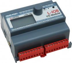 Модуль I/ O LonMark IP‑852 с физическими входами и выходами LIOB-454