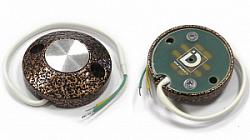 КН-04К Крашенная накладная кнопка выхода без светодиода