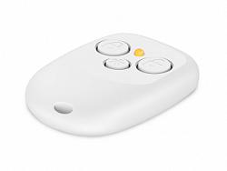 Радиобрелок для управления приемно-контрольными устройствами Радиобрелок RBR1 белый