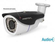 Всепогодная IP-камера Proto IP-Z4W-OH10V212IR-P