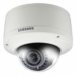 IP-видеокамера купольная с ИК-подсветкой Samsung SNV-5080RP