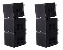 Полнодиапазонный звукоусилительный комплект KS-AUDIO ConSet 3