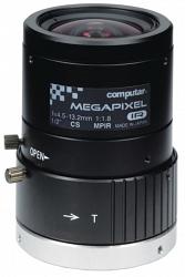 3-х мегапиксельный варифокальный объектив  H3Z4518CS-MPIR