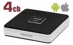 4-канальный IP-видеорегистратор Beward BK0104S