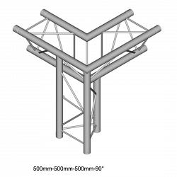 Металлическая конструкция Dura Truss DT 23-С33LD
