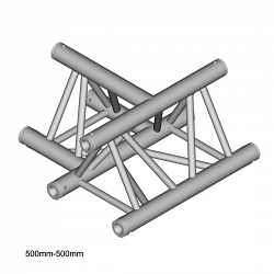 Металлическая конструкция Dura Truss DT 33 T36-T  T-joint