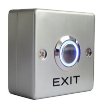 Кнопка выхода накладная Tantos TS-CLACK light