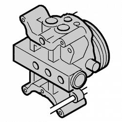 4994655 Блок клапанный для приводов 400 СВАС серии