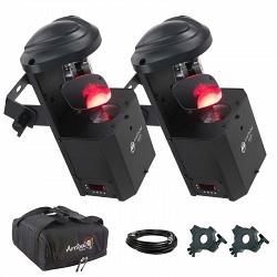 Светодиодный плоскозеркальный сканер American DJ Inno Pocket Scan