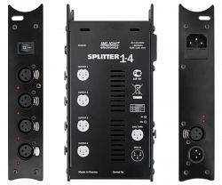 Блок усиления сигнала IMLIGHT SPLITTER 1-4-3pin