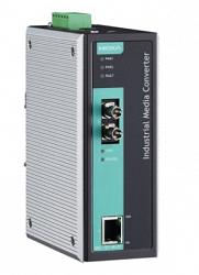 Медиаконвертер Ethernet MOXA IMC-101-M-ST