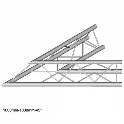 Металлическая конструкция Dura Truss DT 23 C19-L45 45