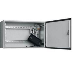 Шкаф с микроклиматом для установки оборудования Wizebox TBG600
