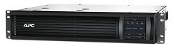ИБП APC Smart-UPS 1500 ВА с ЖК-индикатором, стоечного исполнения высотой 2U, 230 В SMT1500RMI2U