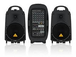 Система звукоусиления портативная Behringer PPA2000BT