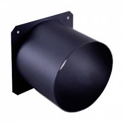 Насадка на тубус ETC S4 159mm Half Hat, Black