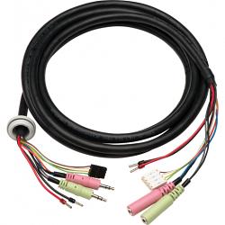 Многофункциональный кабель AXIS MULTICABLE B I/O AUDIO PWR 2.5M